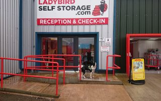 HMRC Sniffer Dog